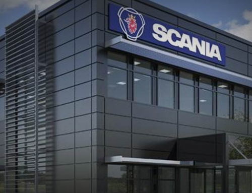 Industrihus Scania